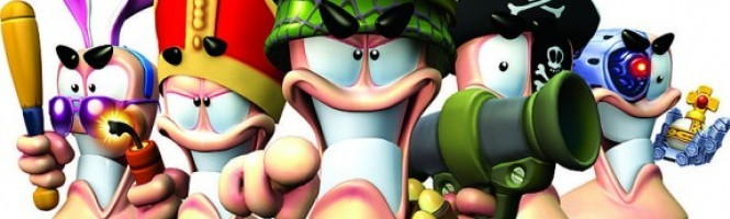 Worms : cette année sur PS Vita
