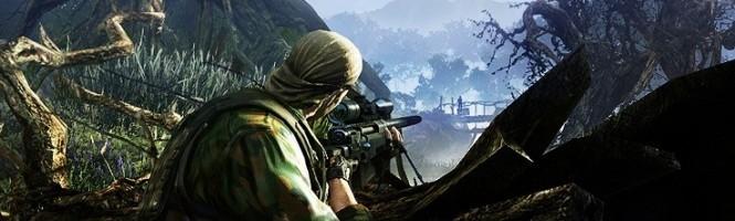 [Test] Sniper : Ghost Warrior 2