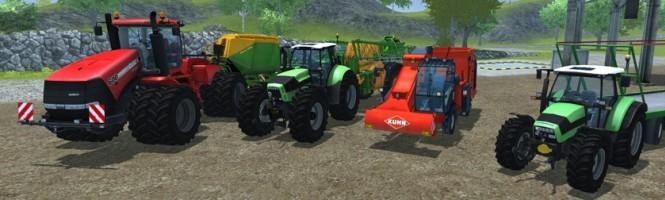 Farming Simulator arrive sur consoles