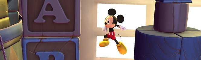 Mickey Castle of Illusion de retour ?