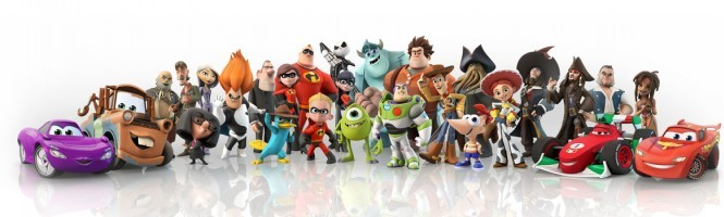 Disney Infinity : trailer et images