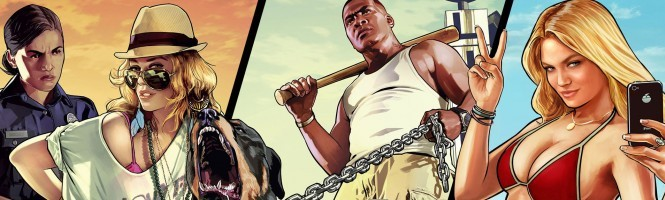 GTA V : deux artworks !