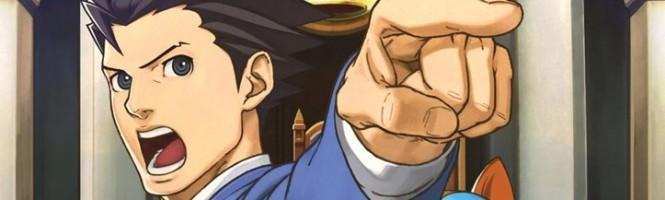 Date japonaise et bonus de préco' pour Ace Attorney 5