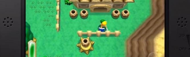 Un Zelda : A Link to the past 2 sur 3DS