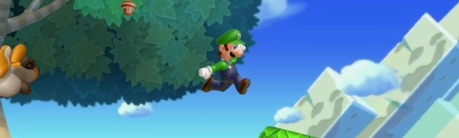 New Super Luigi U : place aux images