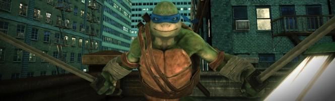 TMNT : Michelangelo s'anime !