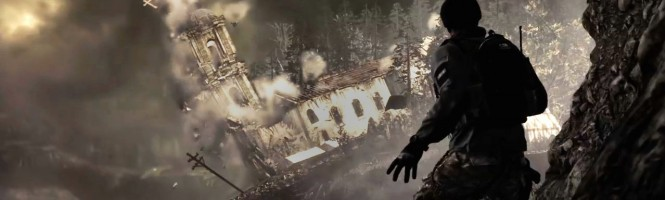 Call of Duty : Ghosts sort son site teaser