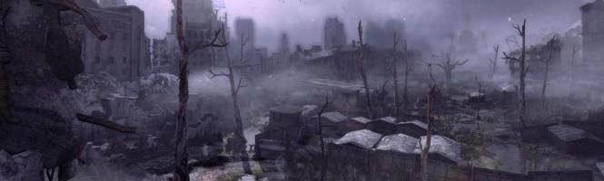 Metro Last Light PC : images d'une GTX