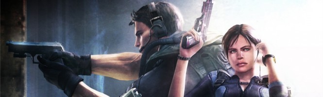 Resident Evil Revelations HD : la dose d'images
