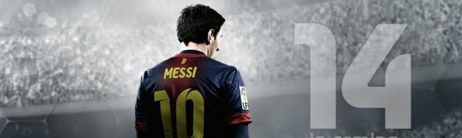 FIFA 14 pendant la conf Xbox