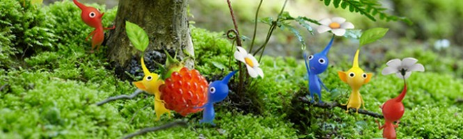 Pikmin 3 s'illustre