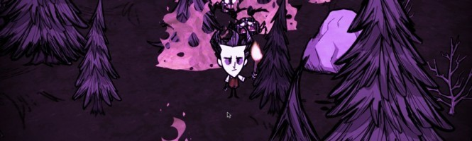 Don't Starve fête son premier patch