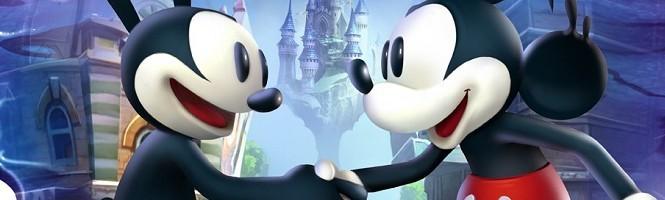 Une date et des images pour Epic Mickey 2 Vita