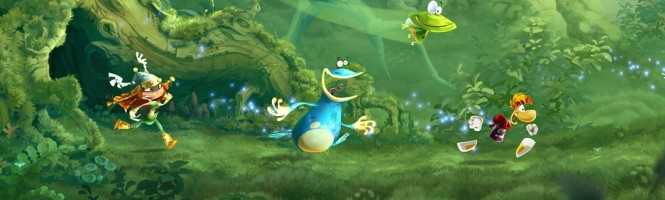 Rayman Legends Vita : un trailer et des images