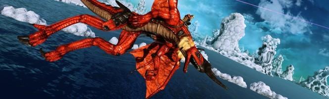 [E3 2013] Crimson Dragon se montre