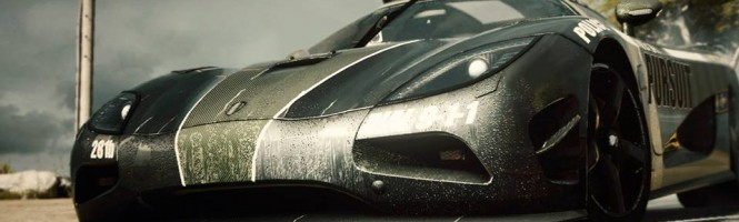 [E3 2013] NFS : Rivals exhibe sa Ferrari