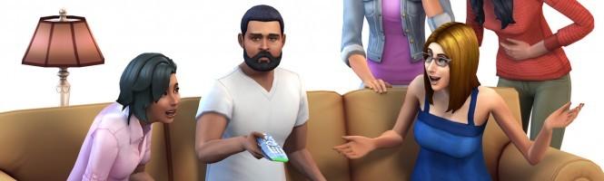 Les Sims 4 à la Gamescom