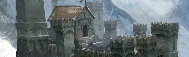 Dragon Age III : premier screenshot