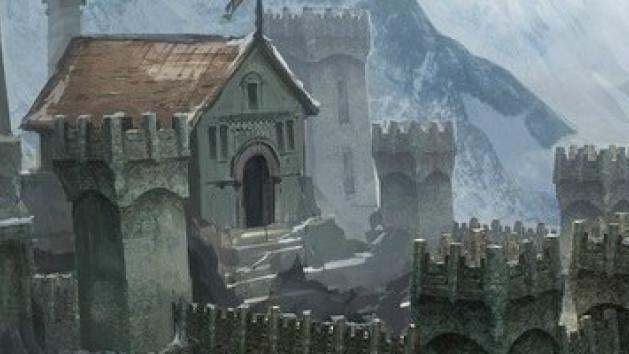Dragon Age III : premier screenshot