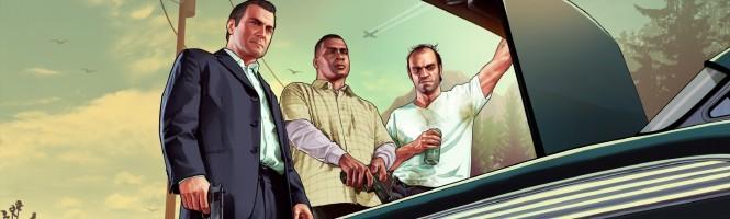 GTA V : enfin du gameplay !