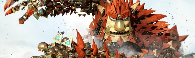 Knack en deux screens