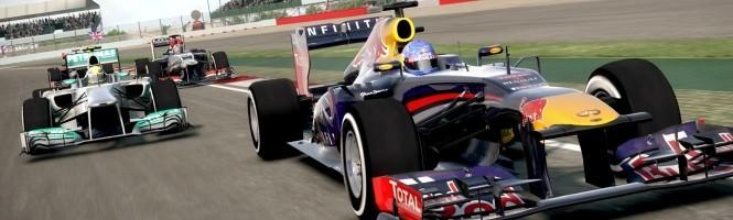 F1 2013 présente sa classic edition
