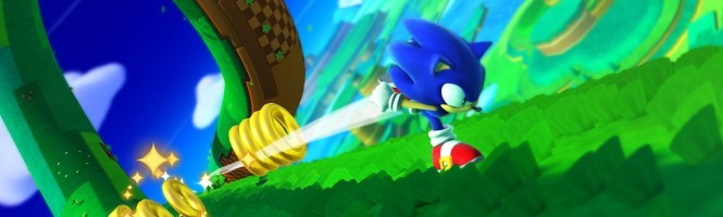 Sonic Lost World en quelques images