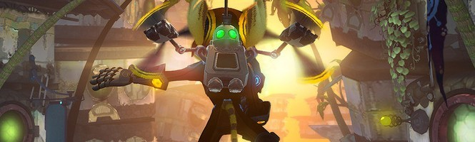 Ratchet & Clank : Into The Nexus sur PSVita