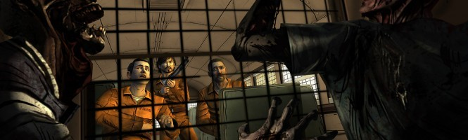 [Test] The Walking Dead : 400 days