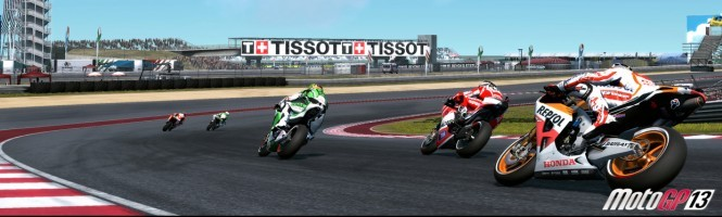[Test] Moto GP 13