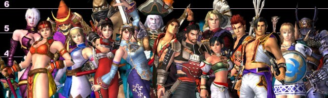 SoulCalibur II HD Online annoncé