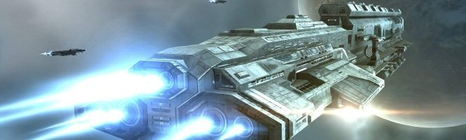 EVE : Online fait les choses en grand