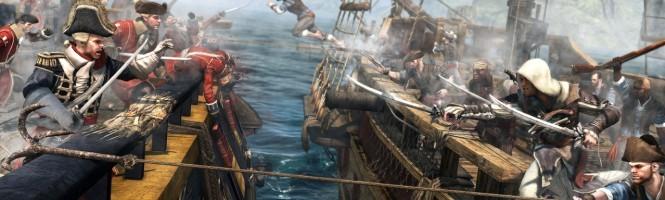 Assassin's Creed IV : Images du multijoueur et du présent