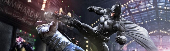 Batman Arkham Origins : Le visuel officiel du collector