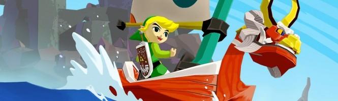 Une date pour Zelda : The Wind Waker HD