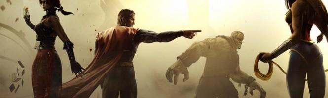 Injustice : Cyborg Superman est d'attaque