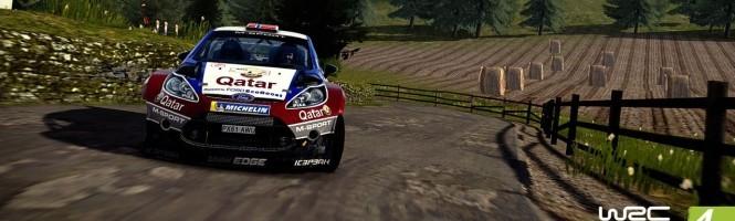 Premier trailer pour WRC 4