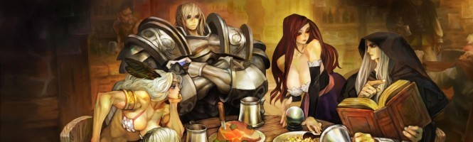 Dragon's Crown daté