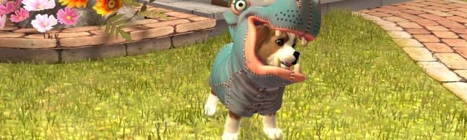 La PSVita a du chien