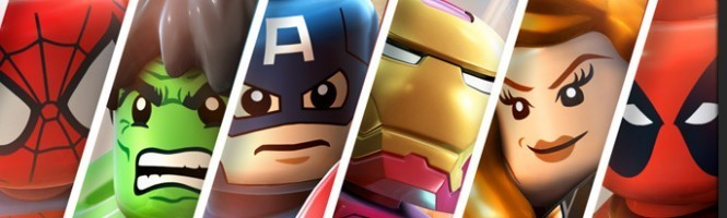 [GC 2013] Le trailer de Lego Marvel Super Heroes