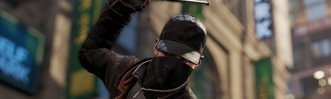 Watch Dogs : l'application H_IDE sur smartphone