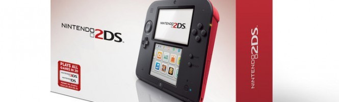 Nintendo annonce la 2DS