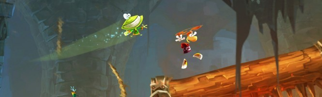 [Test] Rayman Legends
