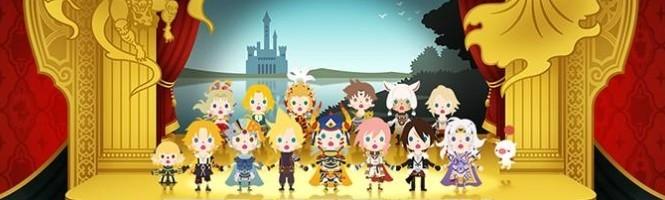 Theatrhythm Final Fantasy aura bien une suite