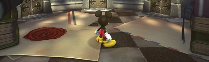 [Test] Castle of Illusion starring Mickey Mouse