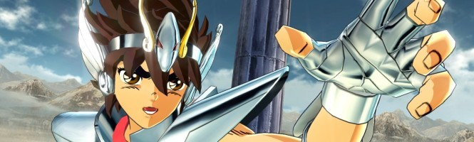 [Preview] Saint Seiya : Brave Soldiers