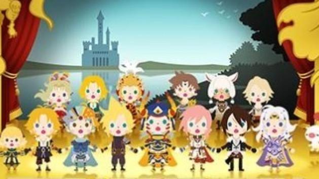 [Preview] Theatrhythm Final Fantasy : Curtain Call
