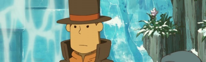 Professeur Layton 6 s'illustre