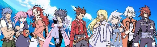 Tales of Symphonia HD se date