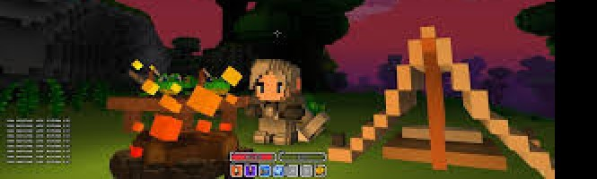 [Preview] Cube World